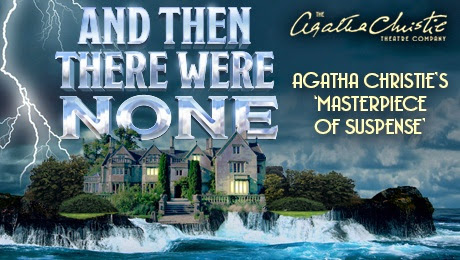 Paul Nicholas Verity Rushworth Cast In New Uk Tour Of Agatha Christies And Then There Were None Pocket Size Theatre