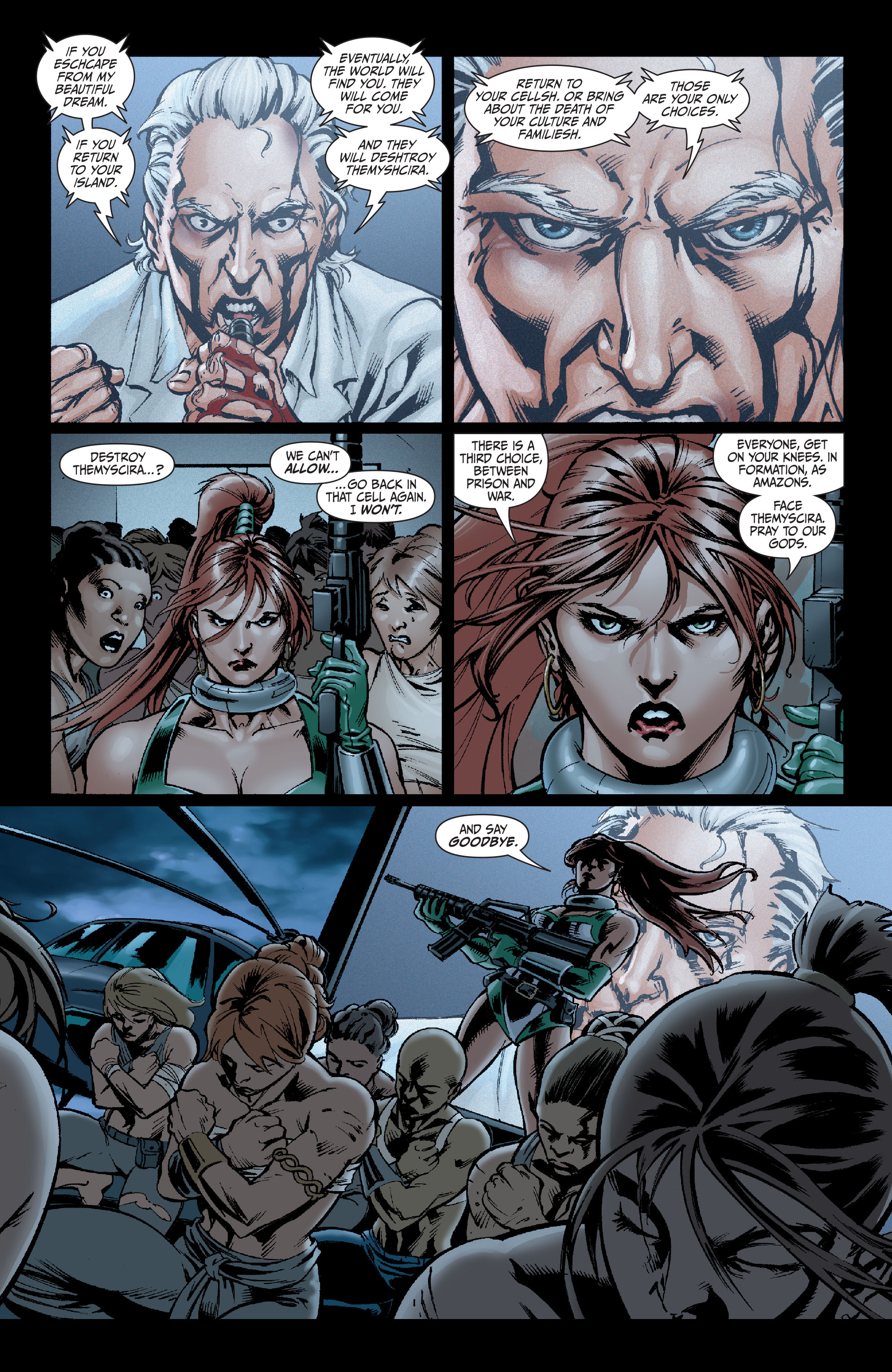 Read online Secret Six (2008) comic -  Issue #14 - 18