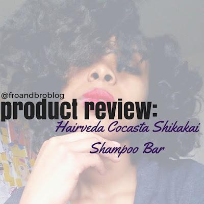 Hairveda Cocasta Shikakai Shampoo Bar review