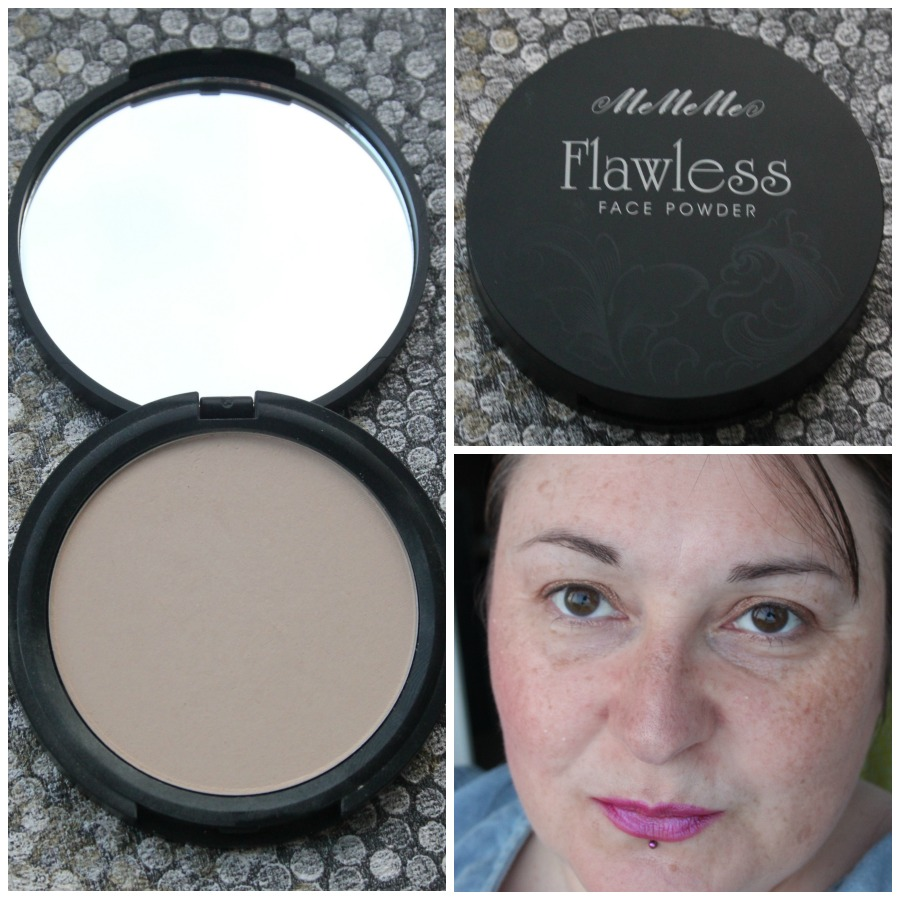 MeMeMe Flawless Face Powder in Translucent