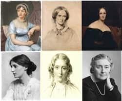 kadın yazarlar