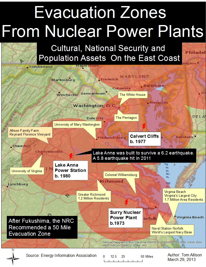 attacks on nuclear facilities