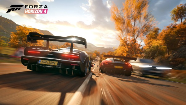 Forza Horizon 4 เปิดดาวน์โหลดล่วงหน้าแล้ว