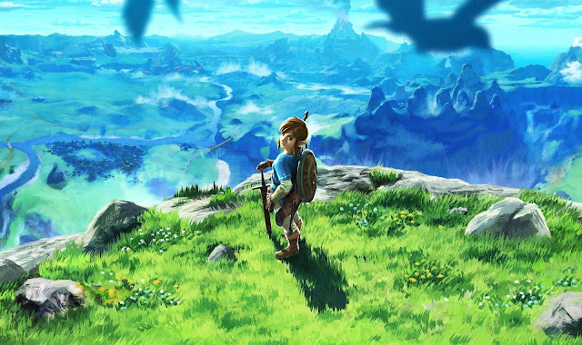 No te pierdas cómo se creó The Legend Of Zelda Breath Of The Wild