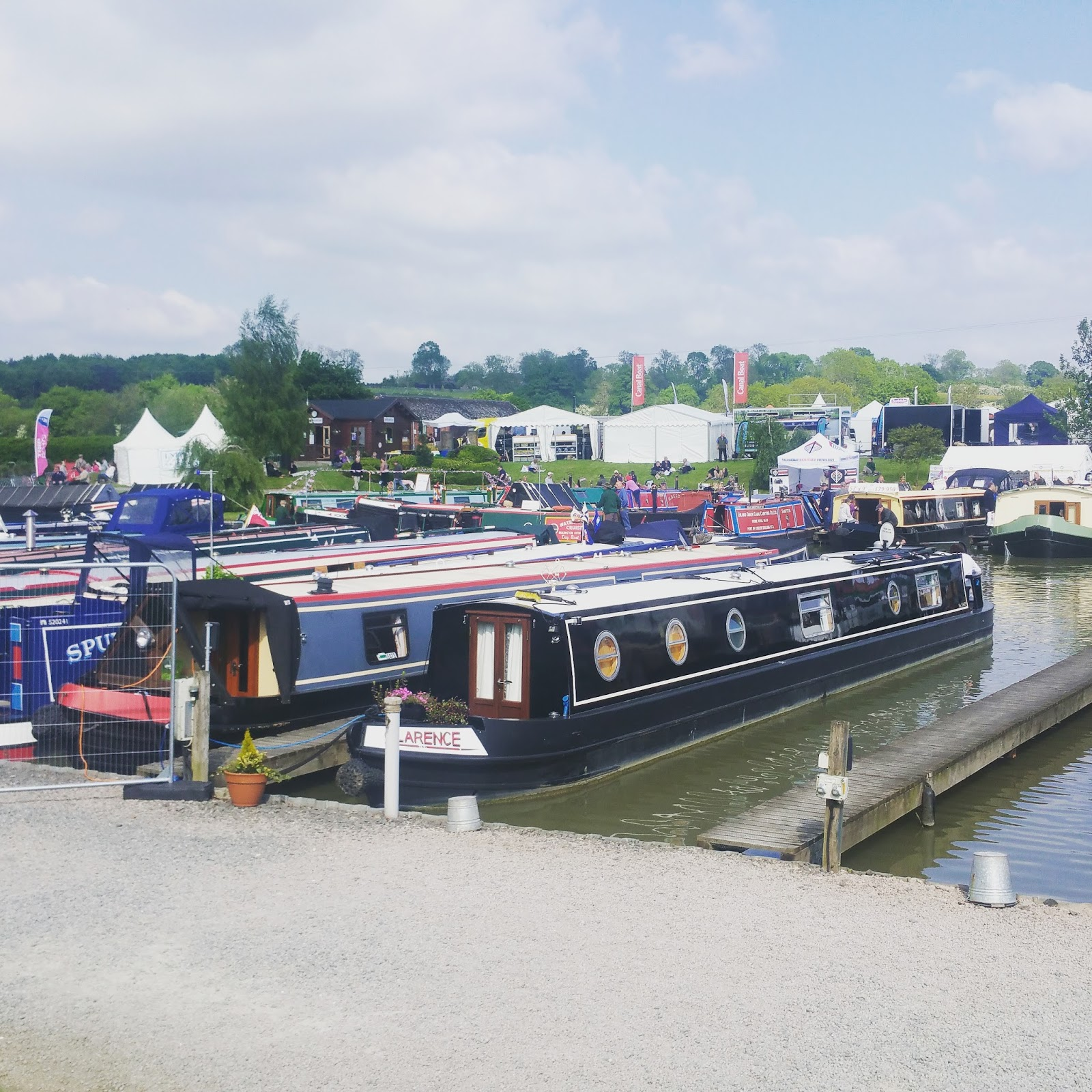 crick boat show review 2016 narrow boat canal waterways world