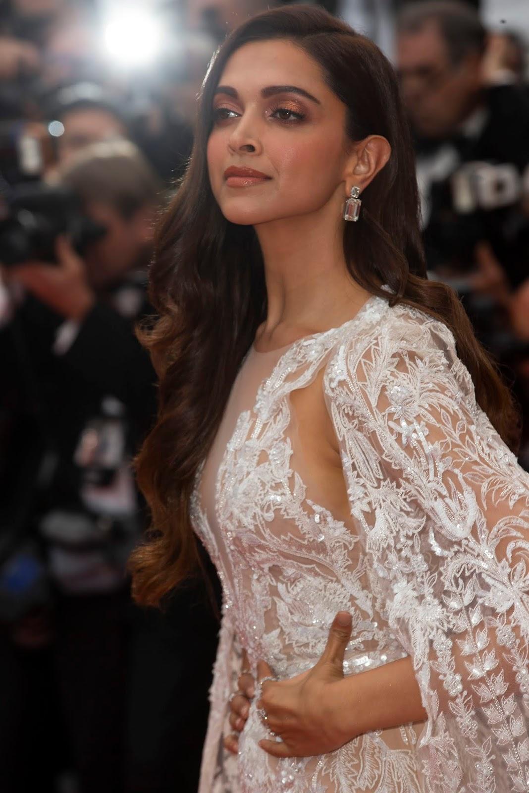 Deepika Padukone - 'Sorry Angel' Premiere at 2018 Cannes ...