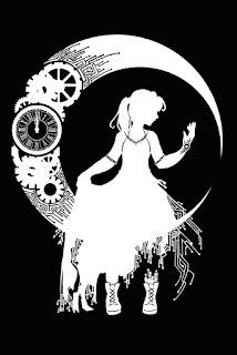 Litografia de Cinder - imagem By Snigdha