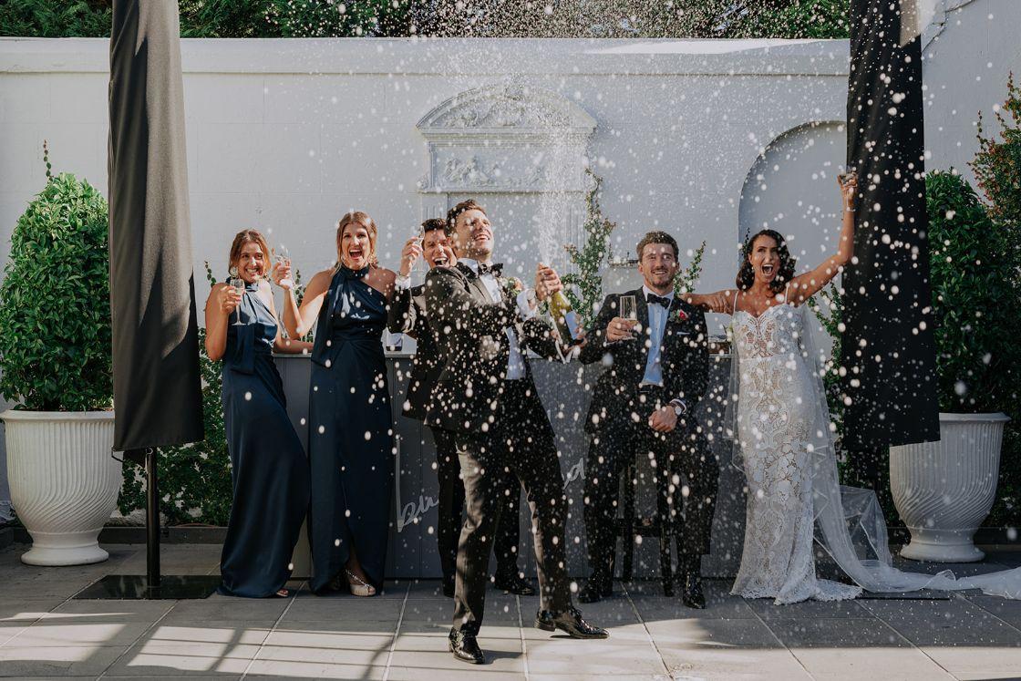 LOVE: ANDREA + JOHNNY | CLASSIC QUAT QUATTA WEDDING MELBOURNE VIC
