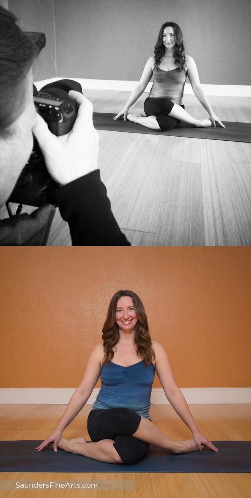 Saunders Fine Arts Saunders Fine Arts Photography Maya Yoga Photo