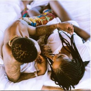 Wizkid Makes His Relationship With Tiwa Savage Official: Watch Video
