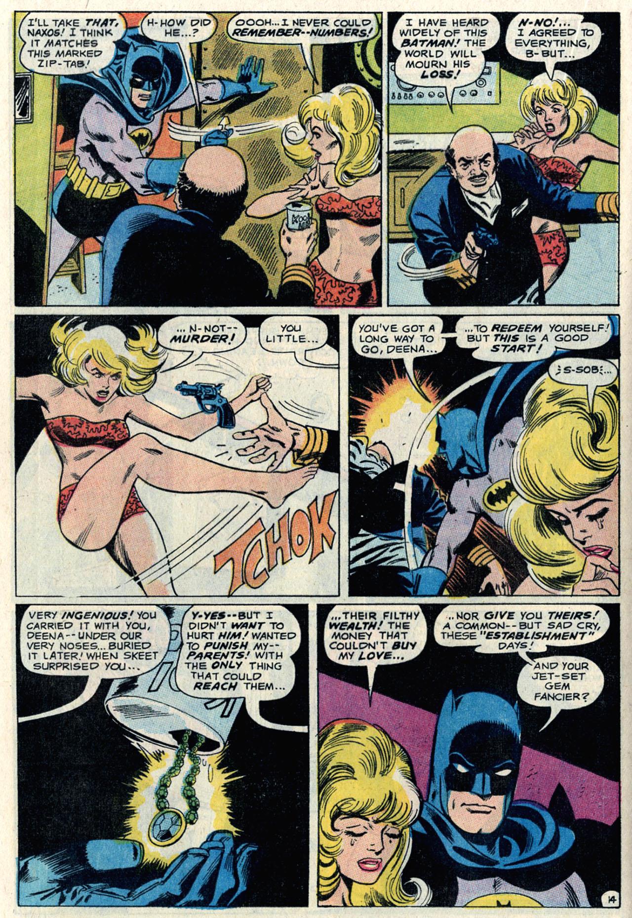 Detective Comics (1937) 393 Page 15