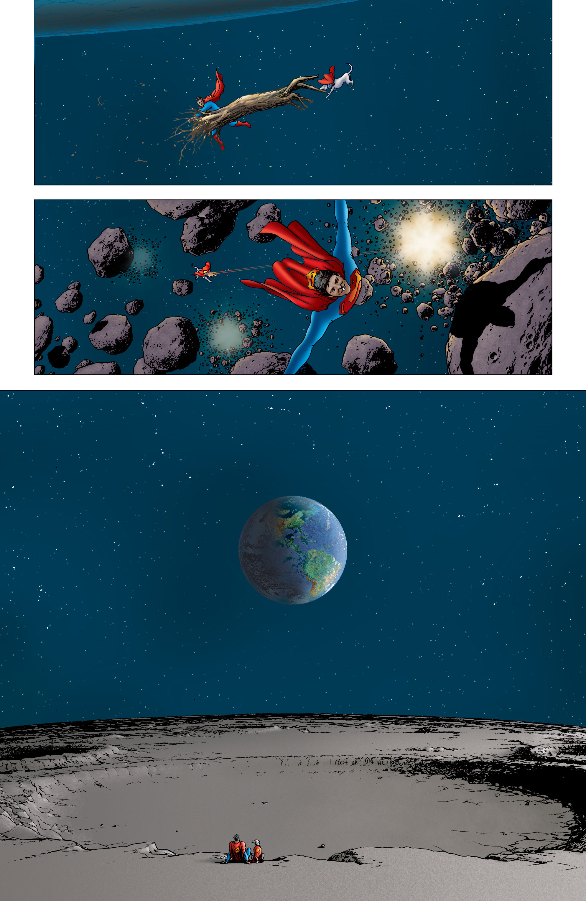 Read online All Star Superman comic -  Issue #6 - 7