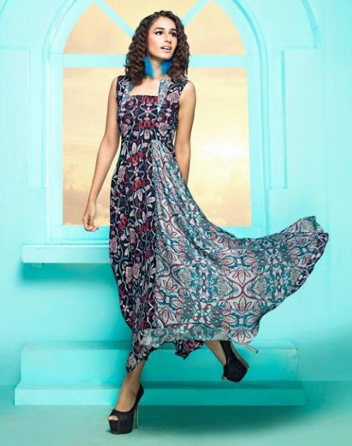 Nitara Adel Kurtis - Indo western style collection