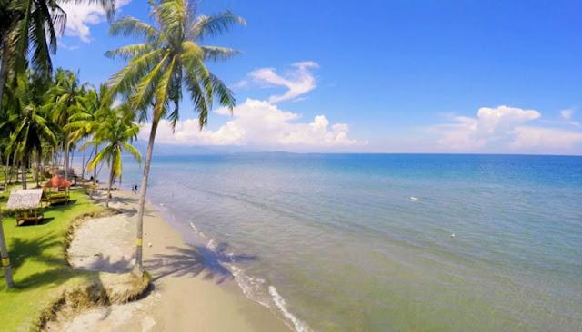 Menikmati Keindahan Bawah Laut Pulau Karampaung  Di Sulawesi Barat