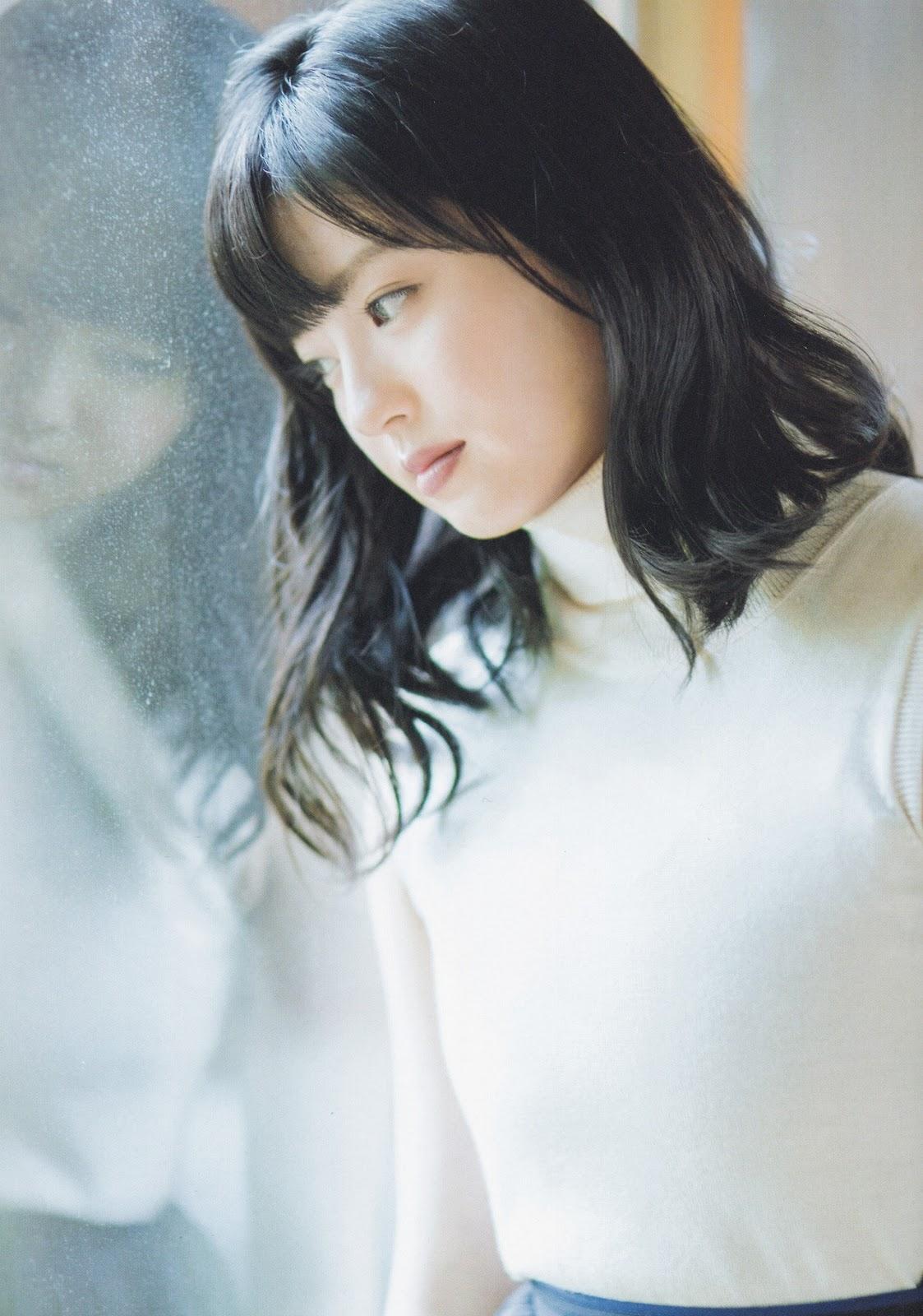 Suzumoto Miyu 鈴本美愉 Keyakizaka46, UTB+ 2017.05 Vol.37 (アップトゥボーイ プラス 2017年37号)