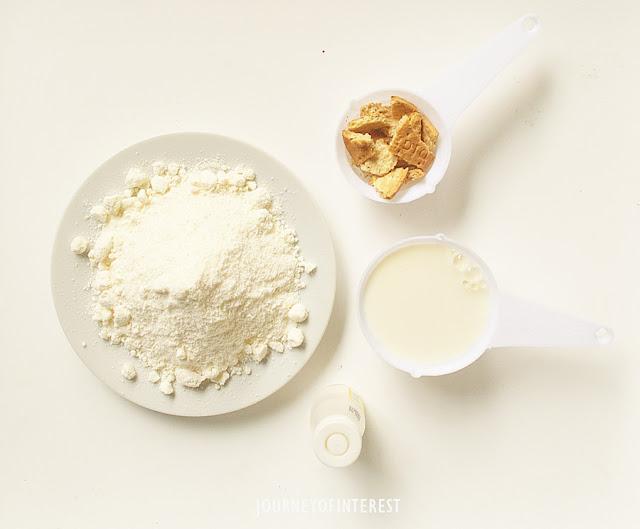 bahan membuat es krim