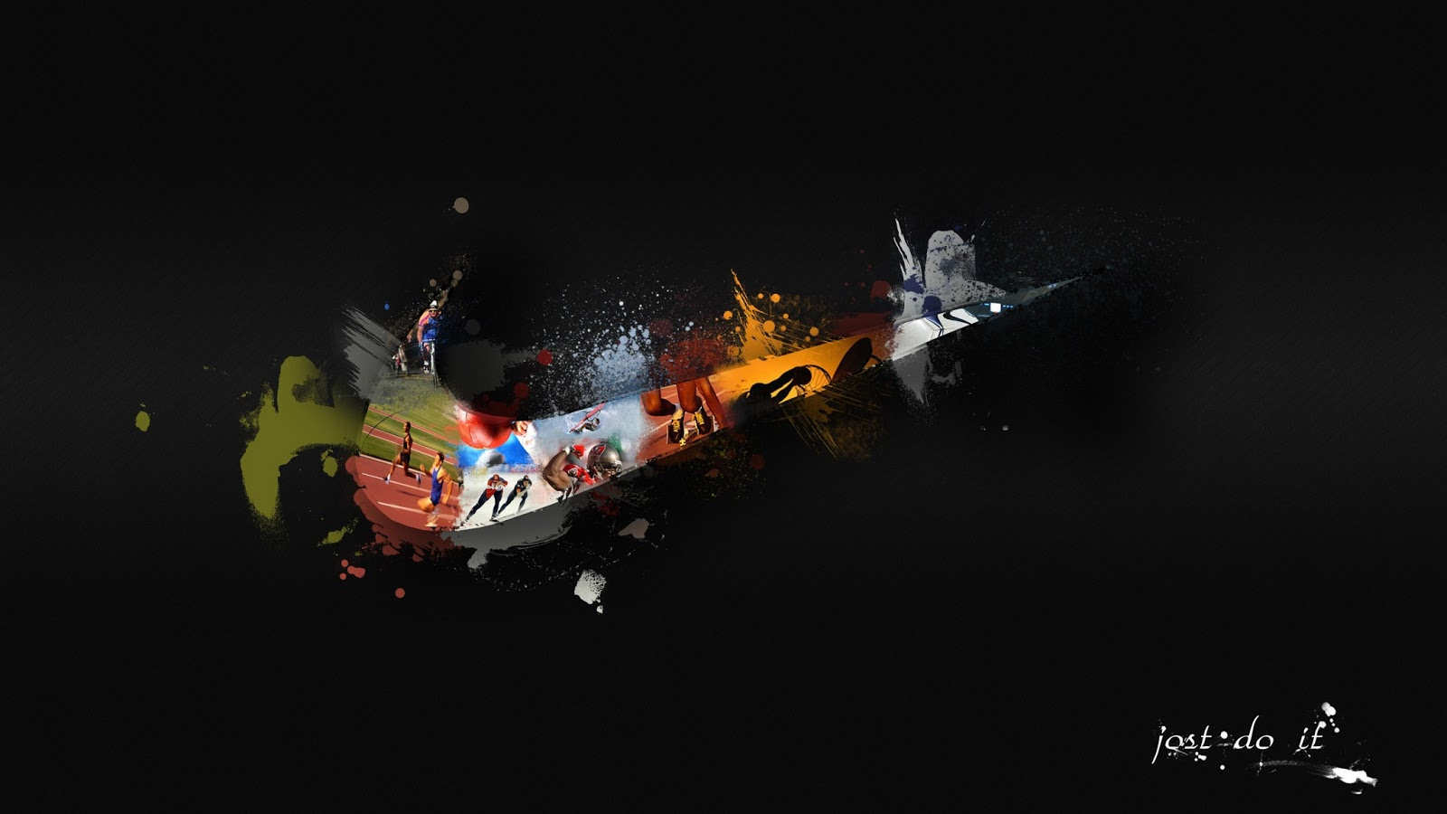 HD WAllppaers: Nike HD Wallpaper 1080p