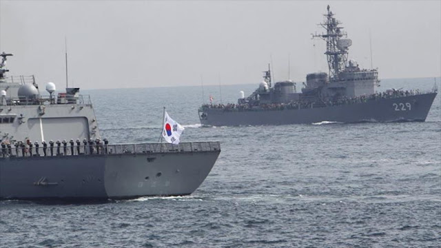 Seúl, Washington y Tokio inician ejercicios contra Pyongyang