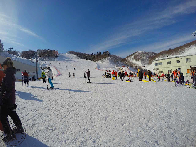 snow resort