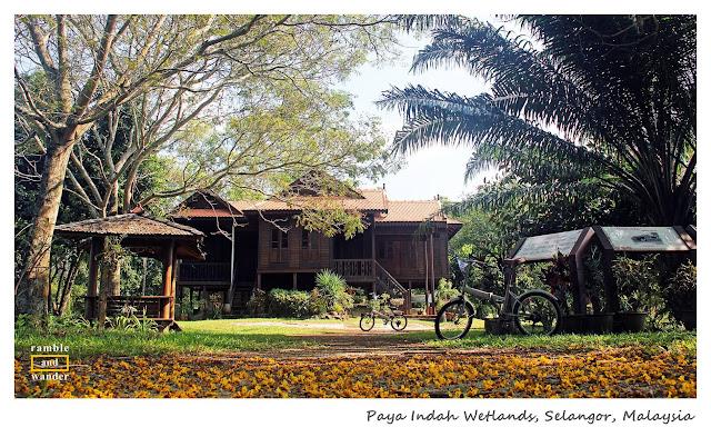 #TSDayOut 2016 Discover Selangor | Paya Indah Wetlands | Ramble and Wander