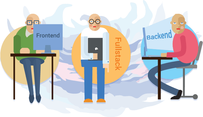 Front End, Back End, Full Stack - Những điều lập trình viên web nên biết