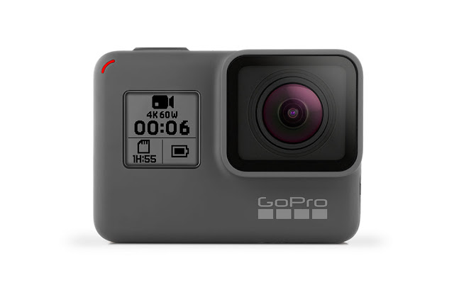 GoPro Hero6 Black Plus Kamera 360