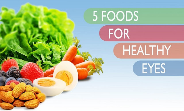 6 Best Food For Eyes
