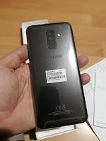 Samsung Galaxy A6+ rear