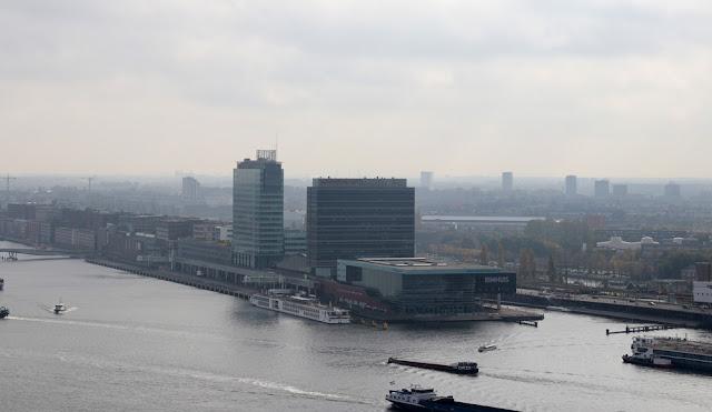 Euroopan korkein keinu sijaitsee Amsterdamissa 16