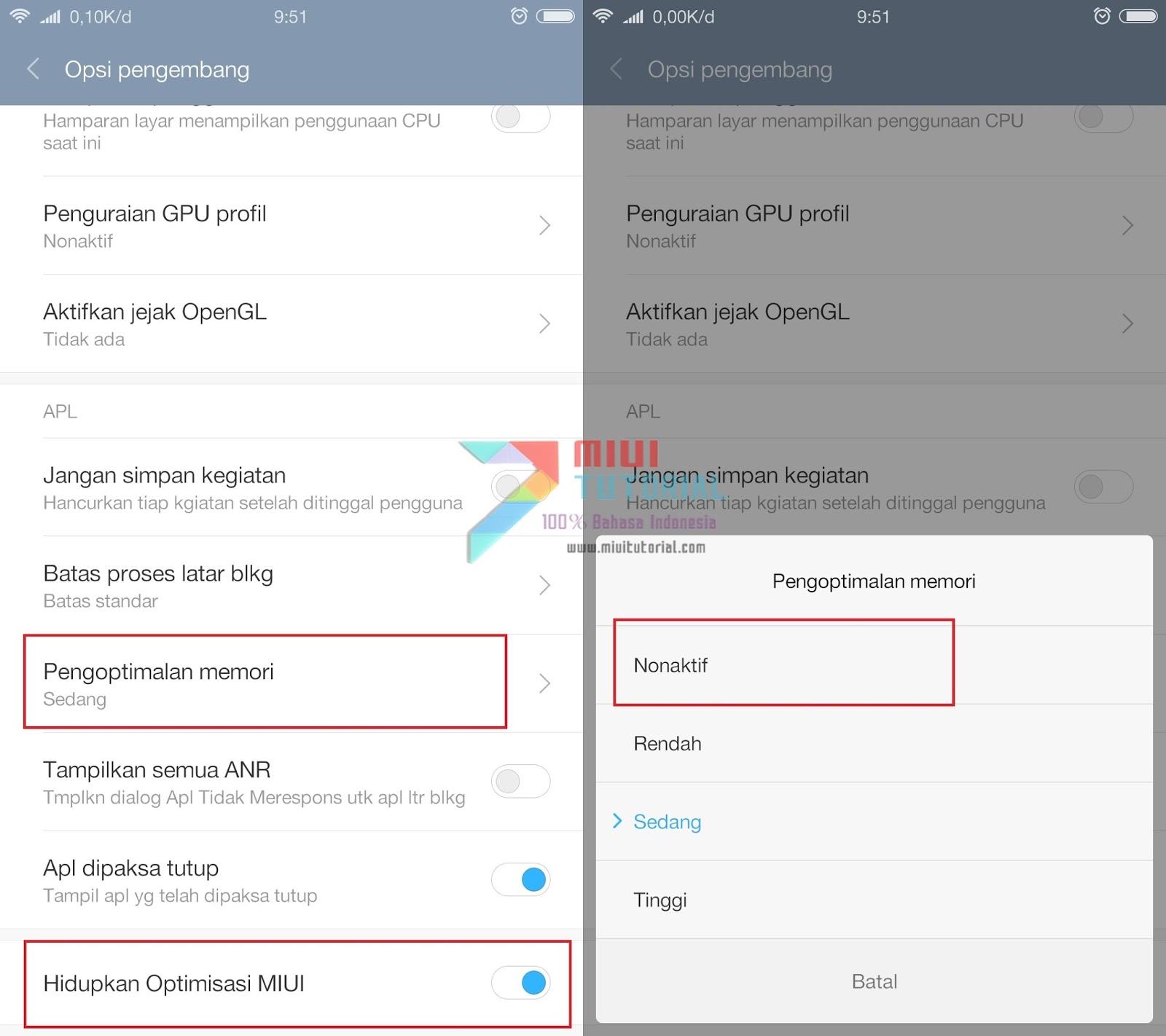 Mengoptimalkan Ferporma Baterai dan Miui - Tips dan trik - Mi Community - Xiaomi