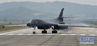 Αμερικανικά στρατηγικά βομβαρδιστικά