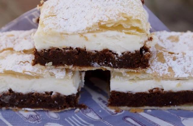 Пирожное «Юлечка»