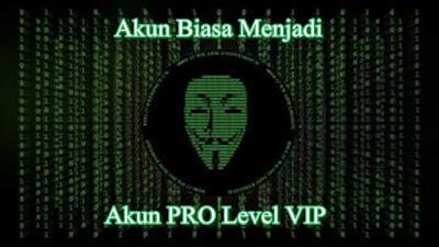 Cara Membuat Akun Biasa Menjadi Akun Pro Level VIP