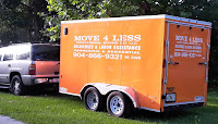 Move4Less Small Job Moving Trailer