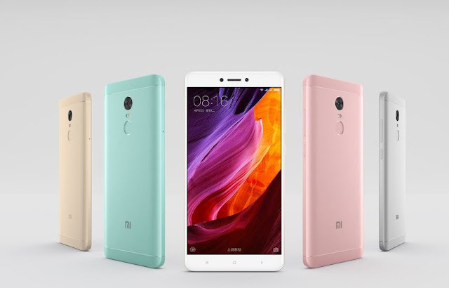 Valentine's Day Xiaomi Redmi Note 4X costs announced