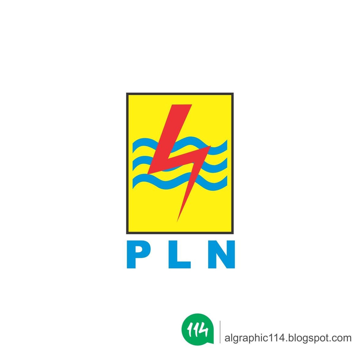 Logo Pln Vector Cdr Algraphic 114