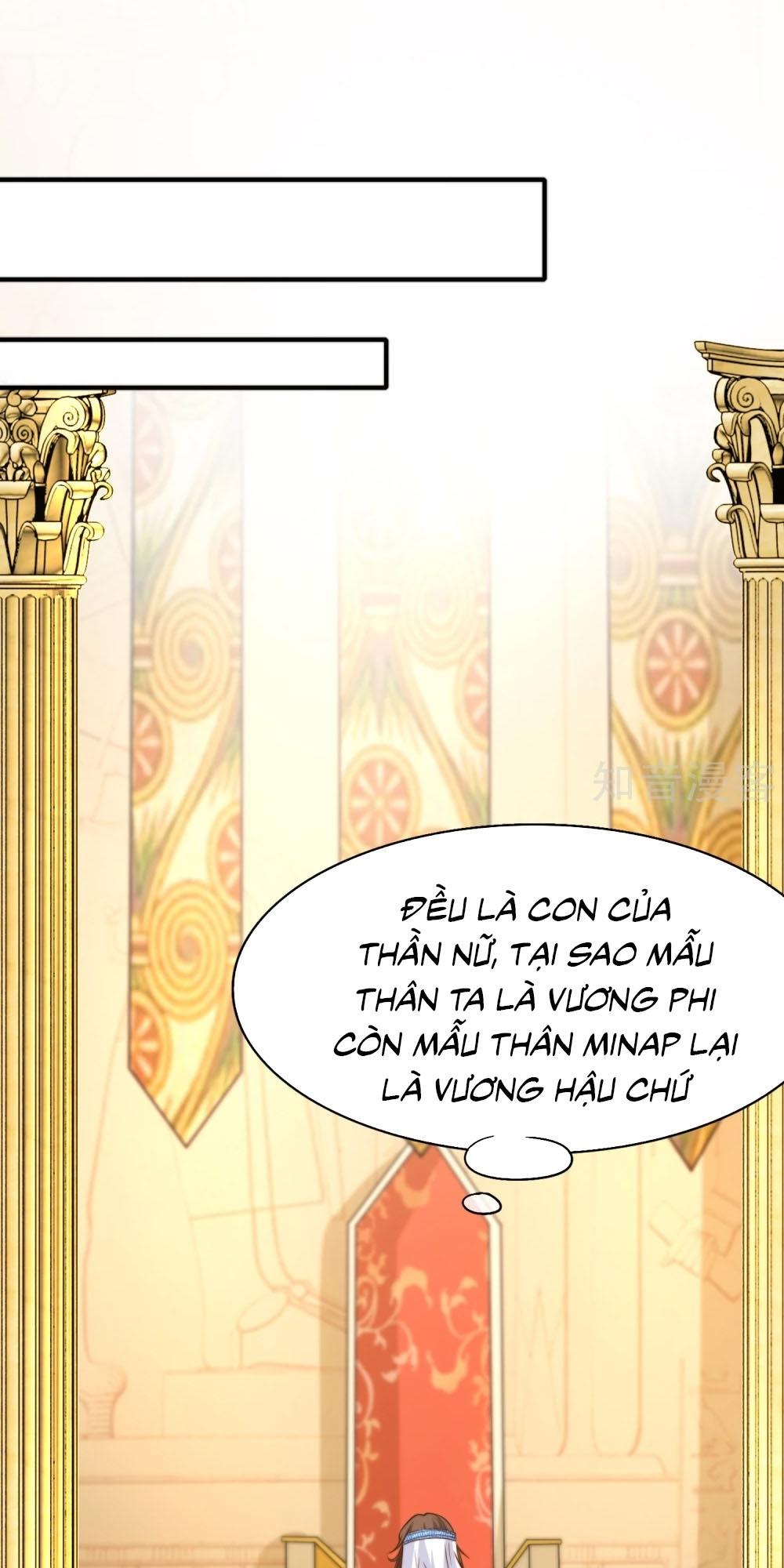 Sủng Hậu Của Vương chap 30 - Trang 7