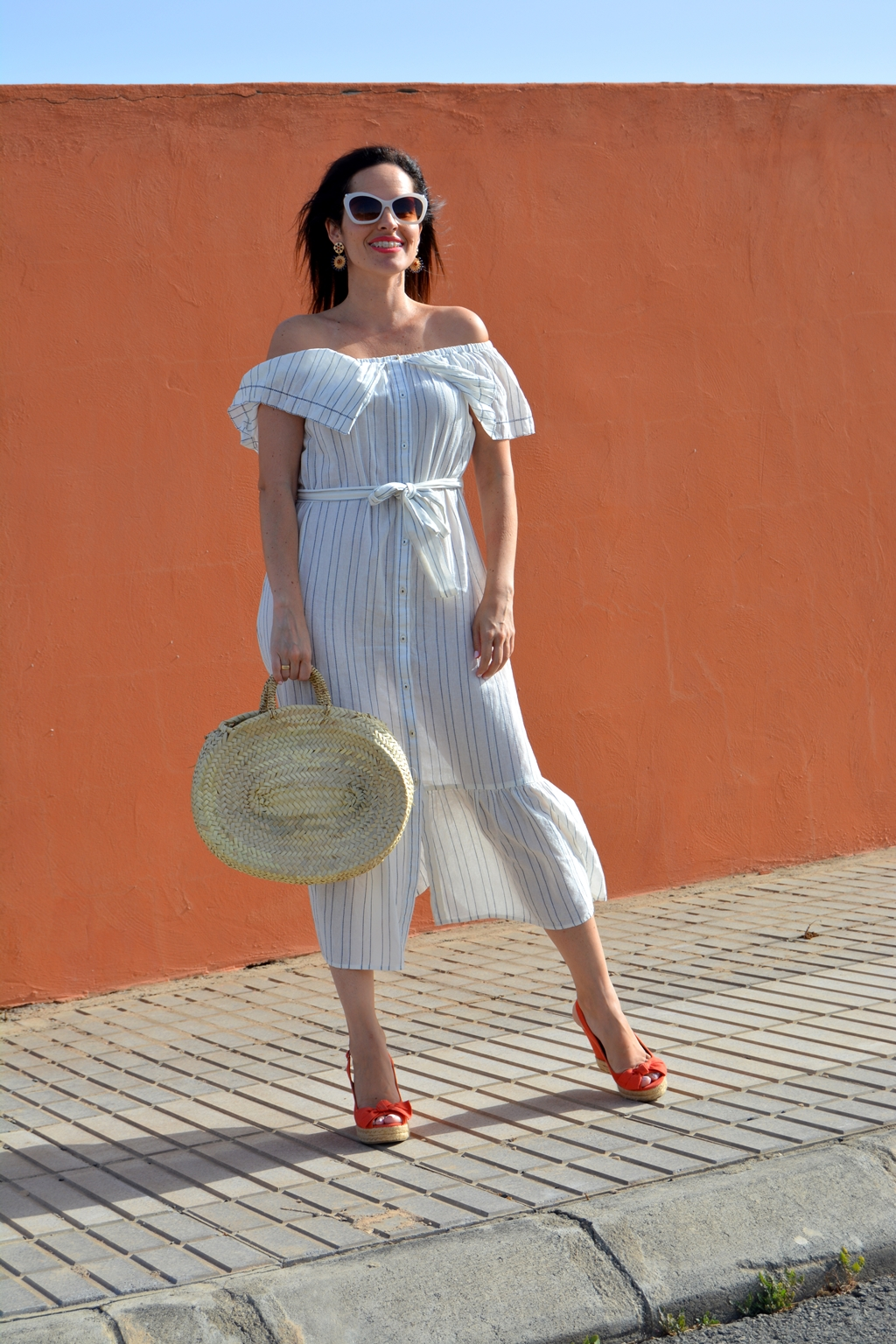 mango-summer-dress-outfit-streetstyle