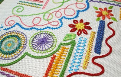 Free Chain Stitch Designs