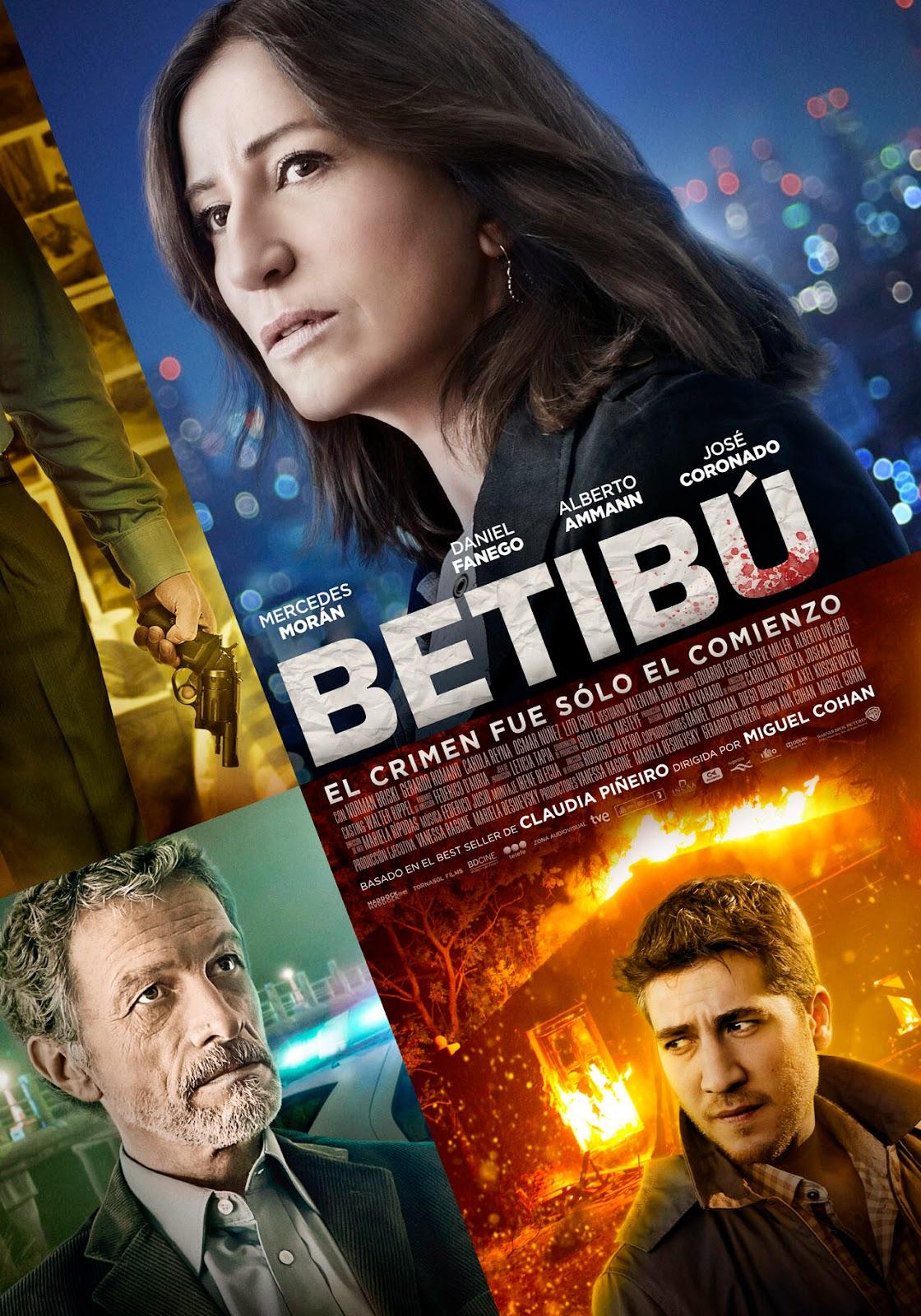 Betibu (2014) DVDRip ταινιες online seires oipeirates greek subs