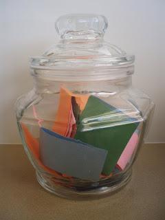 A storytelling jar
