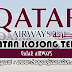 Jawatan Kosong di Qatar Airways - 8 December 2017