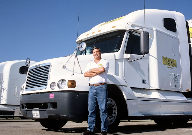 Top Paying Trucking Companies To Drive For