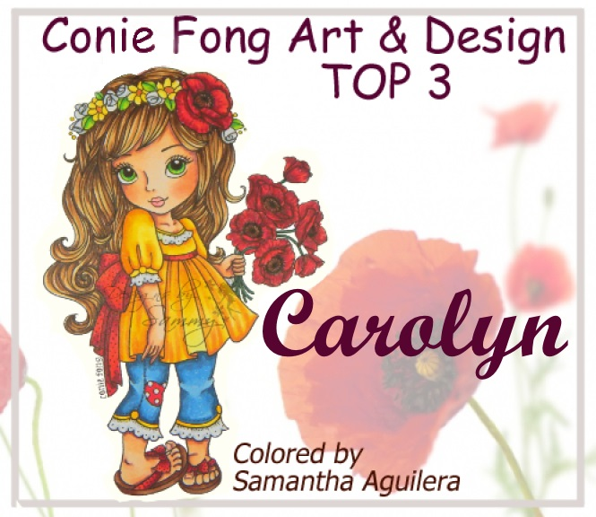 February's Top 3-Conie Fong