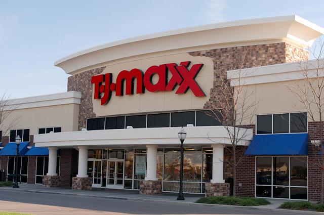Endereços das lojas T.J.Maxx em Orlando e Miami