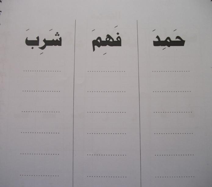 معلم القراءة العربية