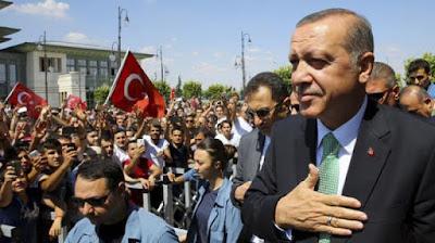 Turkish President Tayyip Erdoğan