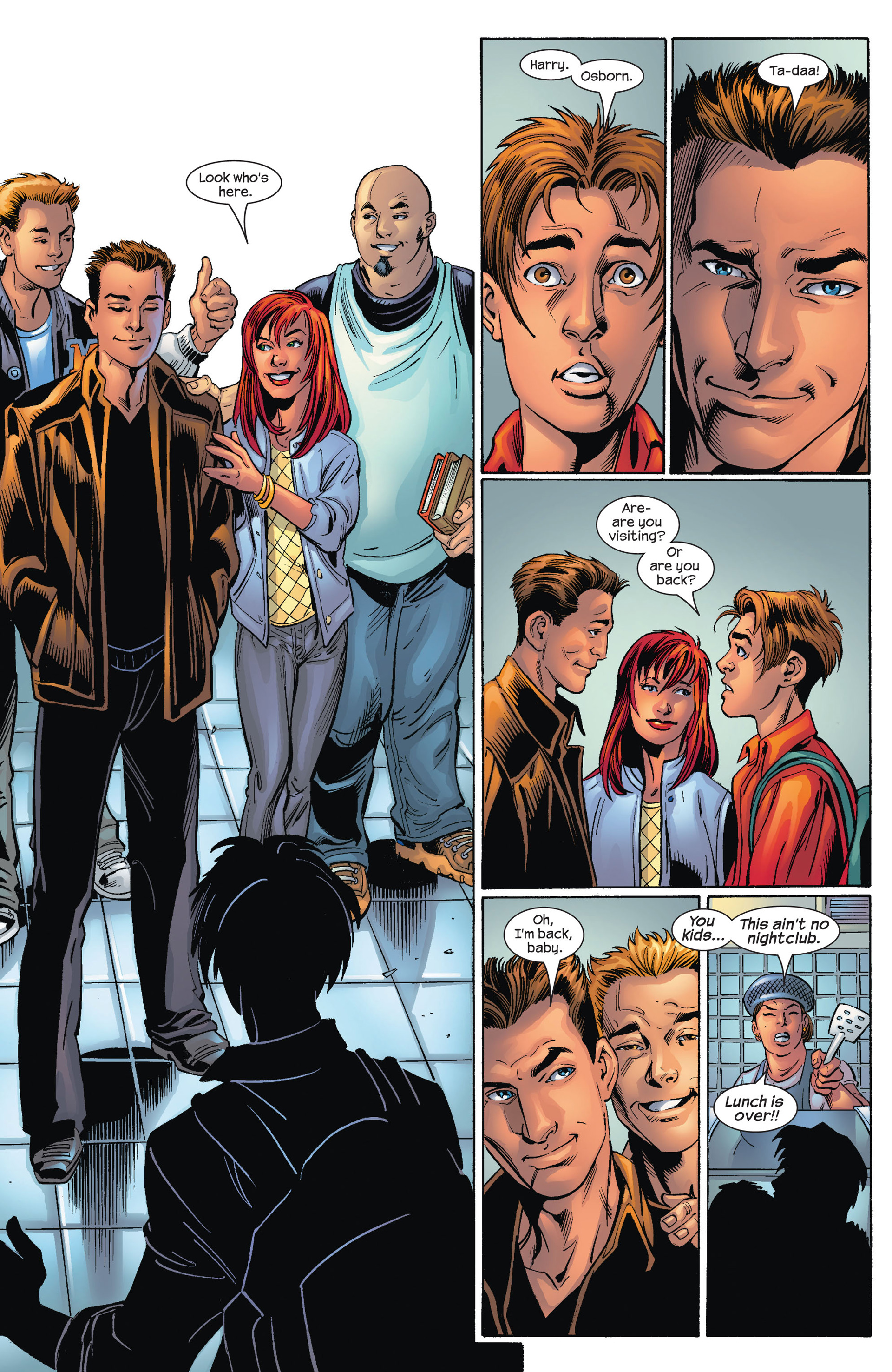 Read online Ultimate Spider-Man (2000) comic -  Issue #72 - 15