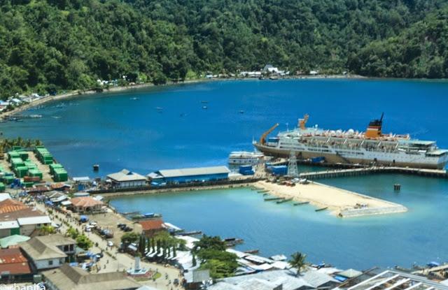 Pesona Wisata Serui Papua, Nuansa Luar Negeri