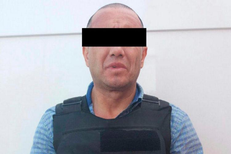 "Recapturan a ""El Sierra"", líder regional del Cártel del Golfo en Tamaulipas"